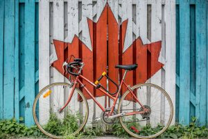 Cycling is a way of life in Montreal