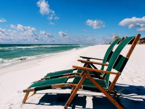 Beautiful beaches are the main reason why people move to Florida.