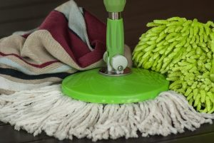 Moving from a house to an apartment means that you will spend less time cleaning,