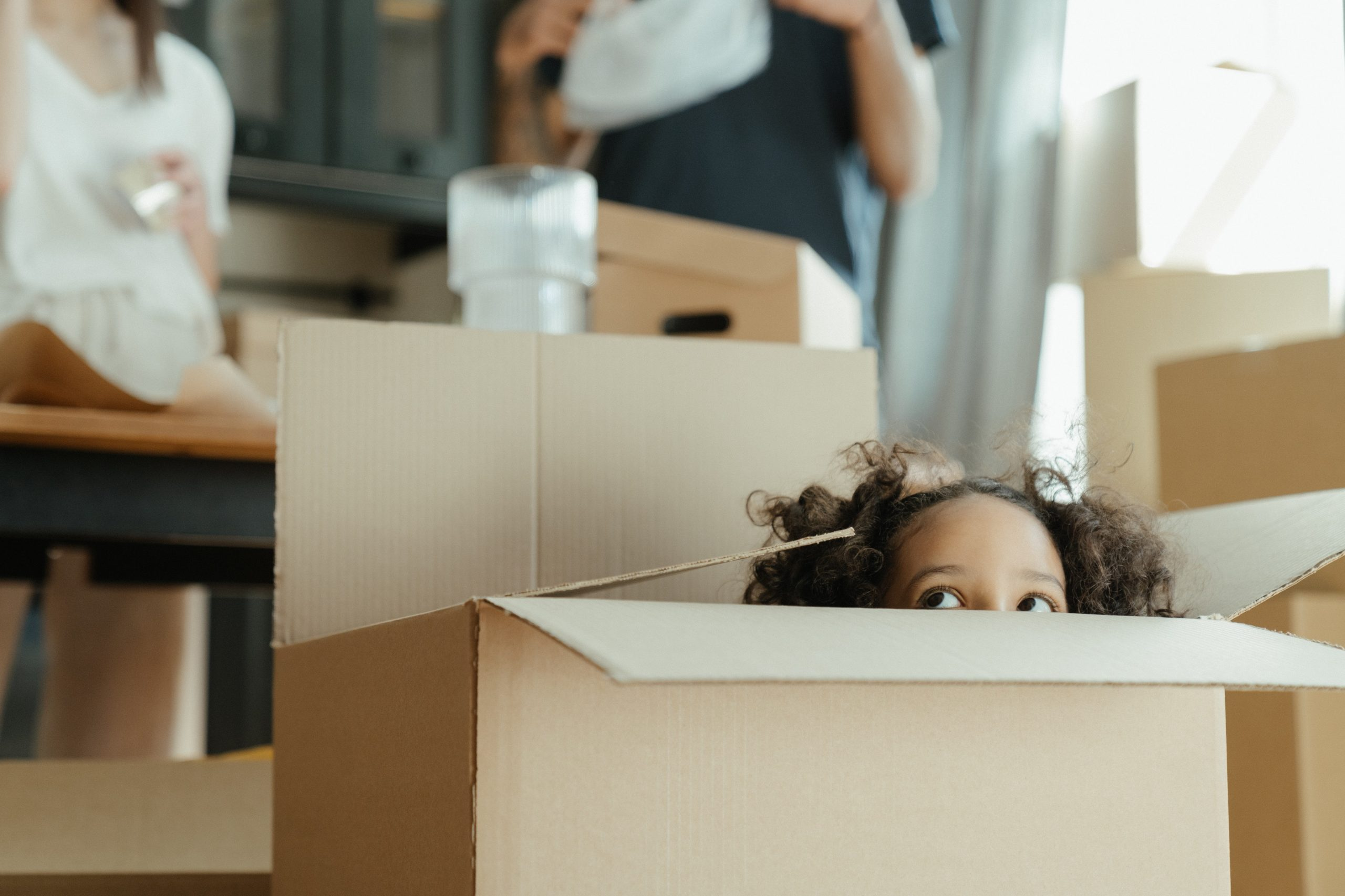 How to make moving easier for your toddler