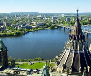 Why is Ottawa a place to be for young professionals?
