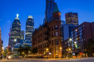 Toronto, a huge city where it is important to pick the right location when doing apartment-hunting in Toronto.