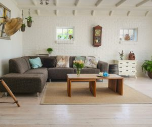 Decorating rented apartment
