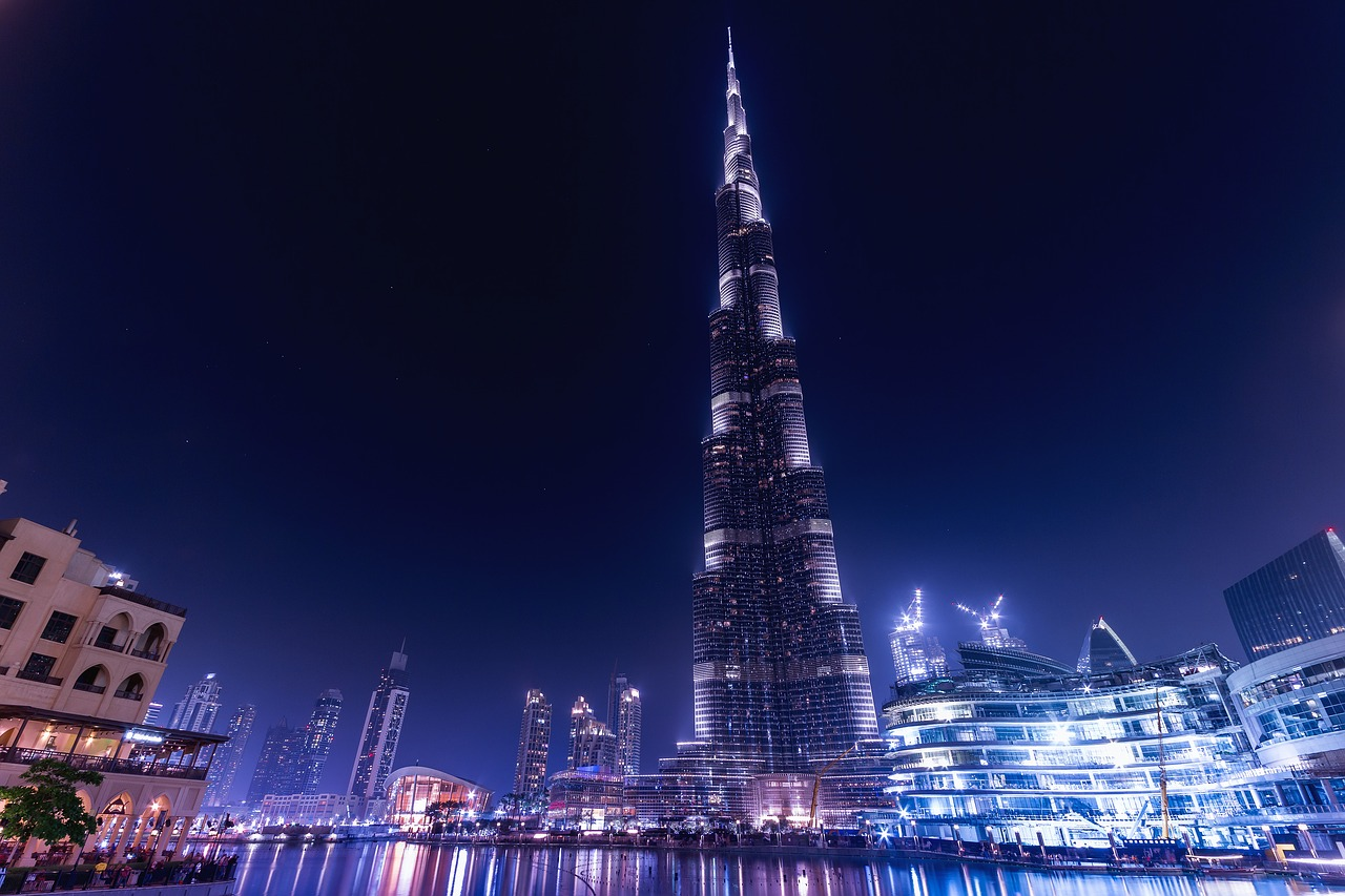 Moving from Canada to the UAE