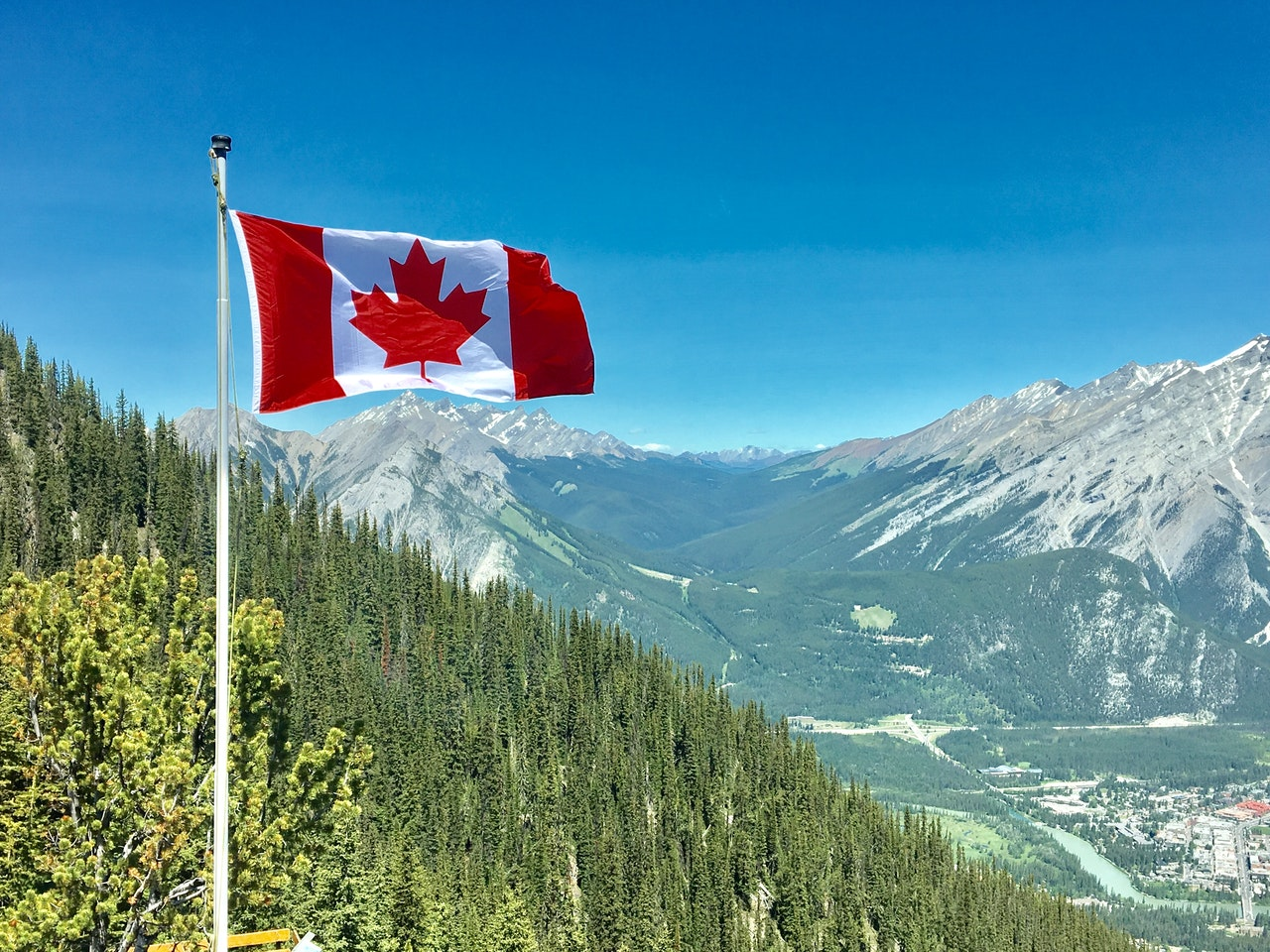 How to move easily to Canada from Europe
