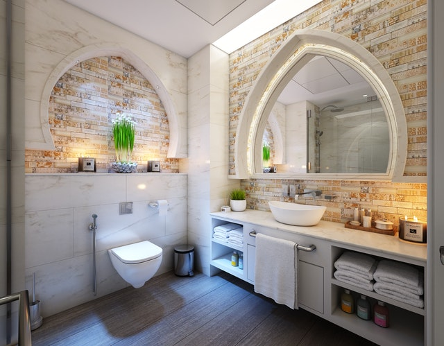 Pro tips for organizing your bathroom