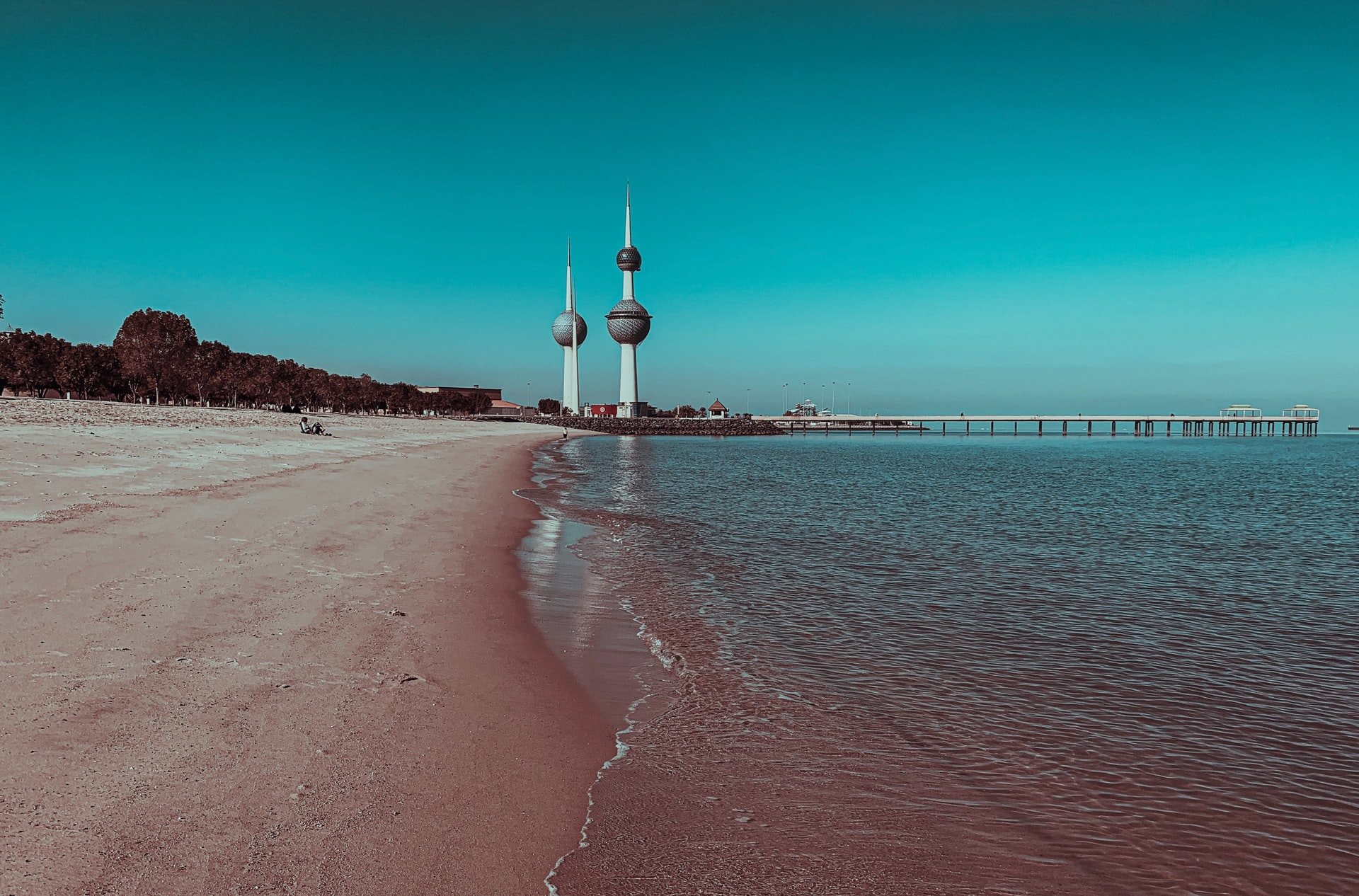What it's like to be a digital nomad in Kuwait